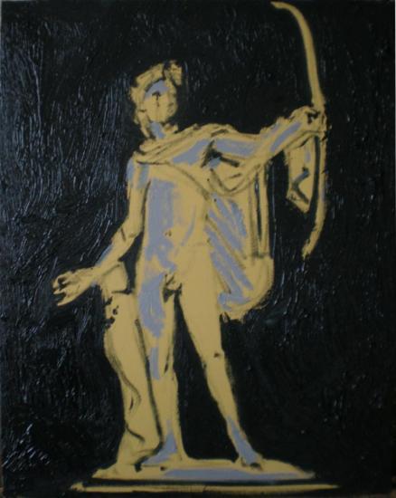 Apolo y Pitón