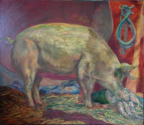 Circus Pig 2002
