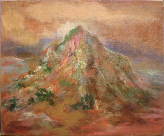 Montaña mágica