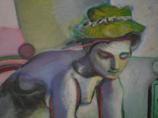 Le Tub (detail)