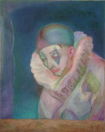 Pierrot triste