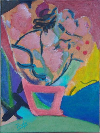 Pot des fleurs 4 2015